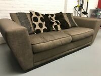 Large 2 Seater Sofa - Good Condition