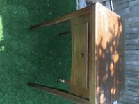 SINGER BAK 4-12 Industrial Sewing Machine table Haberdashery Vintage Dress Shop Prop collectors