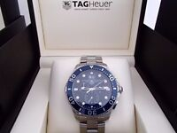 Mens Tag Heuer can 1110 Brand New