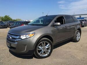 2013 Ford Edge Limited**AWD**NAVIGATION**1-OWNER**