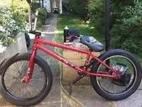 BMX bike WeThePeople Reason - Collect only
