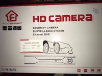 2 ahd cctv outdoor camera 2 mega pixel comes with 500gb hard drive Box contains