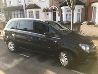 Vauxhall zafira 2.2 petrol automatic