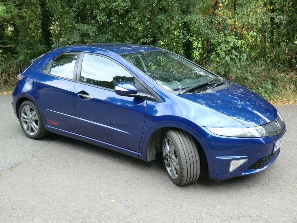 HONDA CIVIC SI 2009 1.8 i-VTEC,138 HP, SH, 5 DOOR
