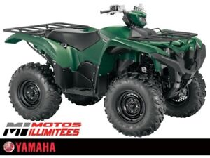 2017 yamaha  Grizzly 700 DAE Demonstrateur