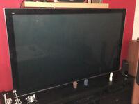 "65"" Panasonic TX-P65VT30B - Full HD, 3D TV, with 5x 3D glasses"