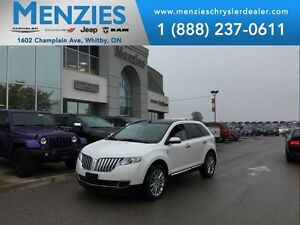 2013 Lincoln MKX Bluetooth, Navi, Pano Roof, Backup Cam