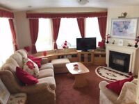 Static Caravan For Sale nr Dumfries Gretna Ayr Carlisle Lanark Saltcoats South West Scotland