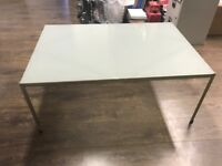 Glass Coffee Table Needs A New Forever Home