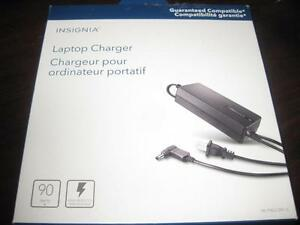 Insignia Universal 90W Notebook / Laptop Charger / Power Adapter. HP/ Dell / Acer / Sony / Toshiba / Lenovo Computer NEW