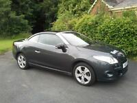 2011 Renault Megane Coupe Cabriolet convertible 1.4 TCe 130 glass panoramic roof