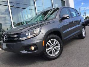 2012 Volkswagen Tiguan 4MOTION + BAS KILO !