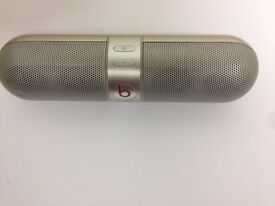 Beats Pills by Dr. Dre- silver