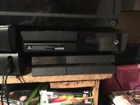 Xbox one and PS4 working spares or repairs