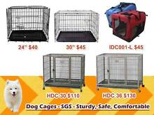 Pet Dog Cate Cage Heavy Duty Metal Collapsible Metal Soft Cage Darra Brisbane South West Preview