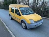 2008 57reg Ford Transit Connect 1.8 Tdci Crew Cab 5 seater good runner