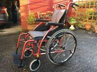 Karma Ergo 115 Wheelchair