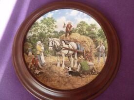John L Chapman Plate