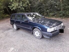 1997 Volvo 940 2.3 LPT Petrol/LPG Conversion. Manual gearbox