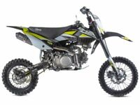 STOMP Z3 140 PIT BIKE, NEW, FINANCE AVAILABLE, ADULTS, KIDS MOTORBIKE