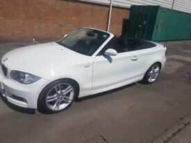 BMW 123d 1 Series Convertible M Sport Automatic