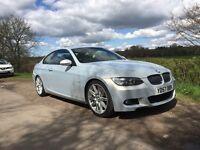 BMW 330D M Sport Coupe RARE MANUAL