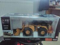Model cat wheel loader 1/50 Scale