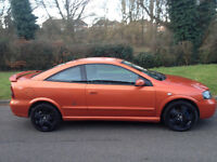 VAUXHALL ASTRA 1.6 BERTONE TWINSPORT 2005 MOT 5 MONTHS NICE DRIVE ALLOYS/AIR CON/CD-WE CAN DELIVER
