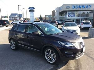 2015 Lincoln MKC 2.3T AWD, LOW KM's WITH WARRANTY, 1 OWNER
