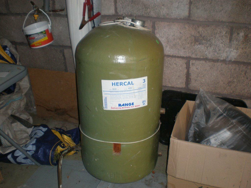 Hot Water Cylinder with immersion heater | in Salisbury, Wiltshire ...