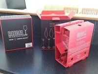 Riedel Veritas Wine Glasses BNIB