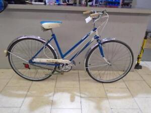 Vélo de ville vintage Raleigh 17'' - 0905-1