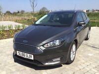 Ford Focus estate Automatic 2017