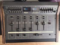 PHONIC MX-7200A 6 CHANNEL STEREO MIXER