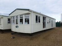 2003 Willerby Ideal Eclipse static caravan for sale at Chesterfield Country Park in Berwickshire