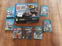 NINTENDO Wii U 32GB WITH GAMES
