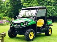 John Deere XUV550 Gator - 4X4 - utility vehicle - Polaris - Countax/Kubota/Ezgo