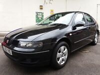 Seat Leon 1.6 Low Mileage Full Service History Same As Astra Golf focus