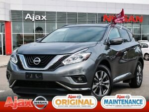 2015 Nissan Murano SV*Ajax Nissan Original*Accident Free