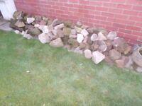 Building or Rockery Stone