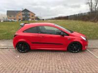 2010 VAUXHALL CORSA VXR LIMITED EDTION VX RACING / MAY PX OR SWAP