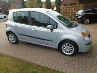 Low Mileage Renault Modus Only 52,000 Miles