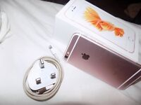 iPhone 6S Rose Gold (Vodafone)