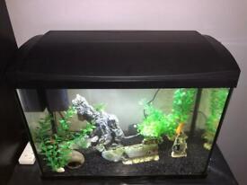 Fish tank 69 litre