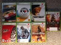 Xbox360 games