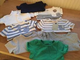 3-6 months BOYS TOP & jumpers