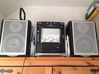 Philips stereo MZ-9