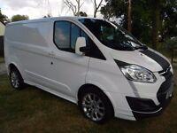 Transit Custom Sports Van ST
