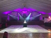 Professional DJ Entertainment, Marquee Hire, Dhol Drummers, LED DanceFloors, Photo Booths & Bar Hire