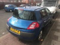 Renault megane Full MOT £30 road tax 1.5 diesel good runner